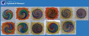 padlet il girasole di Fibonacci
