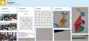tangram padlet